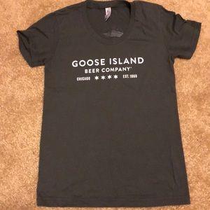 Women's Goose Island Brewing Co. Scoop Neck
